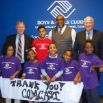 Comcast Awards $20K To Boys &#038; Girls Clubs Of Annapolis