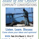 CBMM &#038; Maryland Humanities Council Present State Of The Oyster