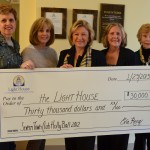 Severn Town Club's Holly Ball Raises $30,000 For Light House Shelter