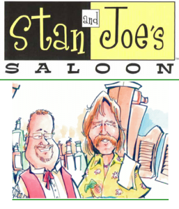 Stan & Joe's Saloon lays out the live music through April