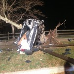 Triple Fatality In Odenton Crash