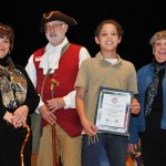 Annapolis Tours® by Watermark® Awards 2nd Annual African American Heritage Award To Magothy River Middle School Student