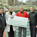 Annapolis Triathlon Club & New Belgium Brewing Raise $3K For Chesapeake Bay Trust