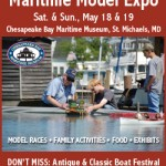 Model Skipjack Sailing Begins May 19 At CBMM