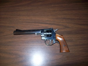 Loaded gun seized from Glen Burnie High School student.