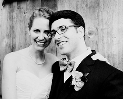 Hannah and Matthew LeBlanc