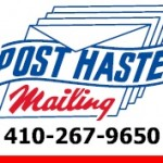 Congratulations To Post Haste Mailing For 30 Years