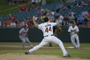 Rosa rises but Baysox fall