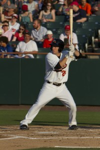 Baysox notch hard-earned double header split