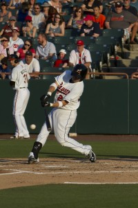 Baysox Stumble Against Rock Cats