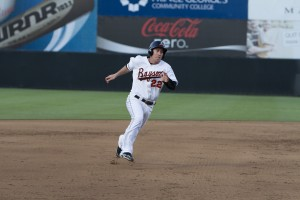 Yaz fuels late inning rally for Baysox debut
