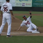 Rubber Ducks sweep Baysox