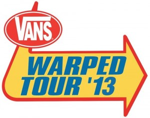 warped logo