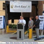 Weekend Valet Parking Available In Annapolis Garage
