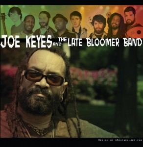 Joe Keyes, Bloomer Band