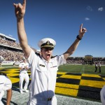 LIVE BLOG: Navy Vs Air Force 11:40am October 5, 2013