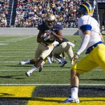 Navy Shellacks Delaware 51-7