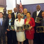 Annapolis Mayor Honors African American Alderpersons