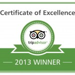 CBMM Earns TripAdvisor Certificate Of Excellence