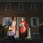 Step inside the haunted James Brice House on a special historic hauntings tour