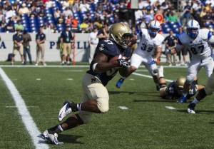 Tickets Still Available For Navy Final 3 Football Games