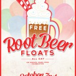 Free Root Beer Floats At Rams Head Tomorrow