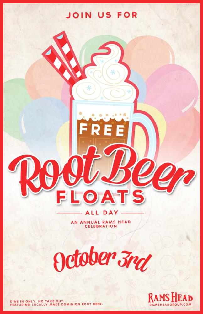 RootBeerFloatPoster