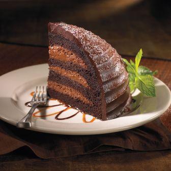 Zuccotto Cake