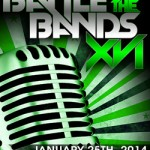 Battle Of The Bands XVI Scheduled For January 25