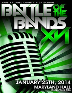 16th Annual Battle Of The Bands