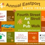 Black Friday Art Stroll & Pub Walk