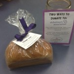Great Harvest Memory Loaf To Support Alzheimer's Association