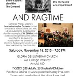 Ragtime Comes To Broadneck