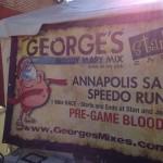 Santa Speedo Run 2013 1