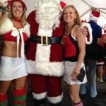 Santa Speedo Run 2013 4