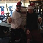 Santa Speedo Run 2013 6