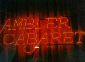 Ambler Cabaret