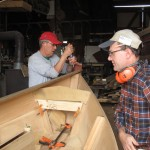 Learn Boatbuilding In St. Michaels This Winter