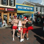 6th Annual Santa Speedo Run