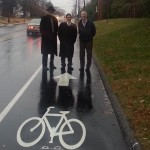 Bay Ridge Avenue Bike Lanes Completed