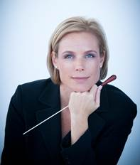 Anna Binneweg, Music Director/Conductor of the LSO