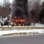 2 Alarm Fire Destroys Dunkirk Home