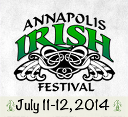 Annapolis Irish Fest is 45 days away