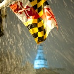 First Snow Of 2014 Brings Beauty To Annapolis