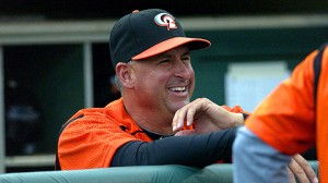 Gary Kendall, Baysox General Manager