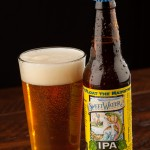 IPA Bottle & Glass