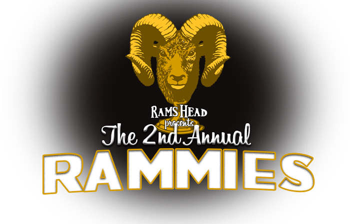 Rams Head Announces Rammie Winners