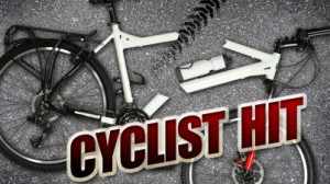 4 bicyclists hit in Anne Arundel County in 30 minute period