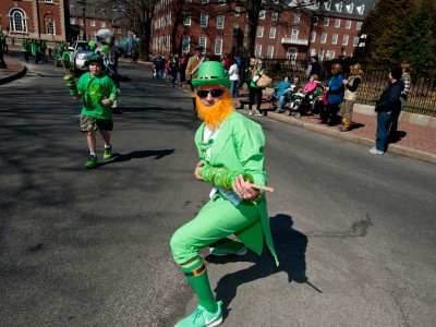 St. Patrick's Day parade draws thousands (PHOTOS)