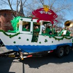 Annapolis St. Patrick's Day Parade 2014